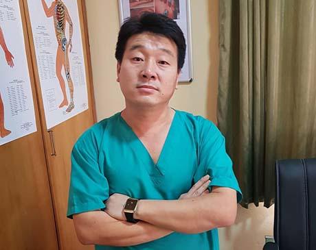 Dr. Han Su Hyok